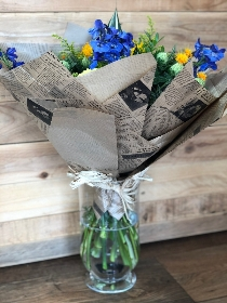 Eco Print Bouquet