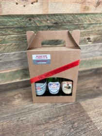 Six Bottle Valentines Lager Pack